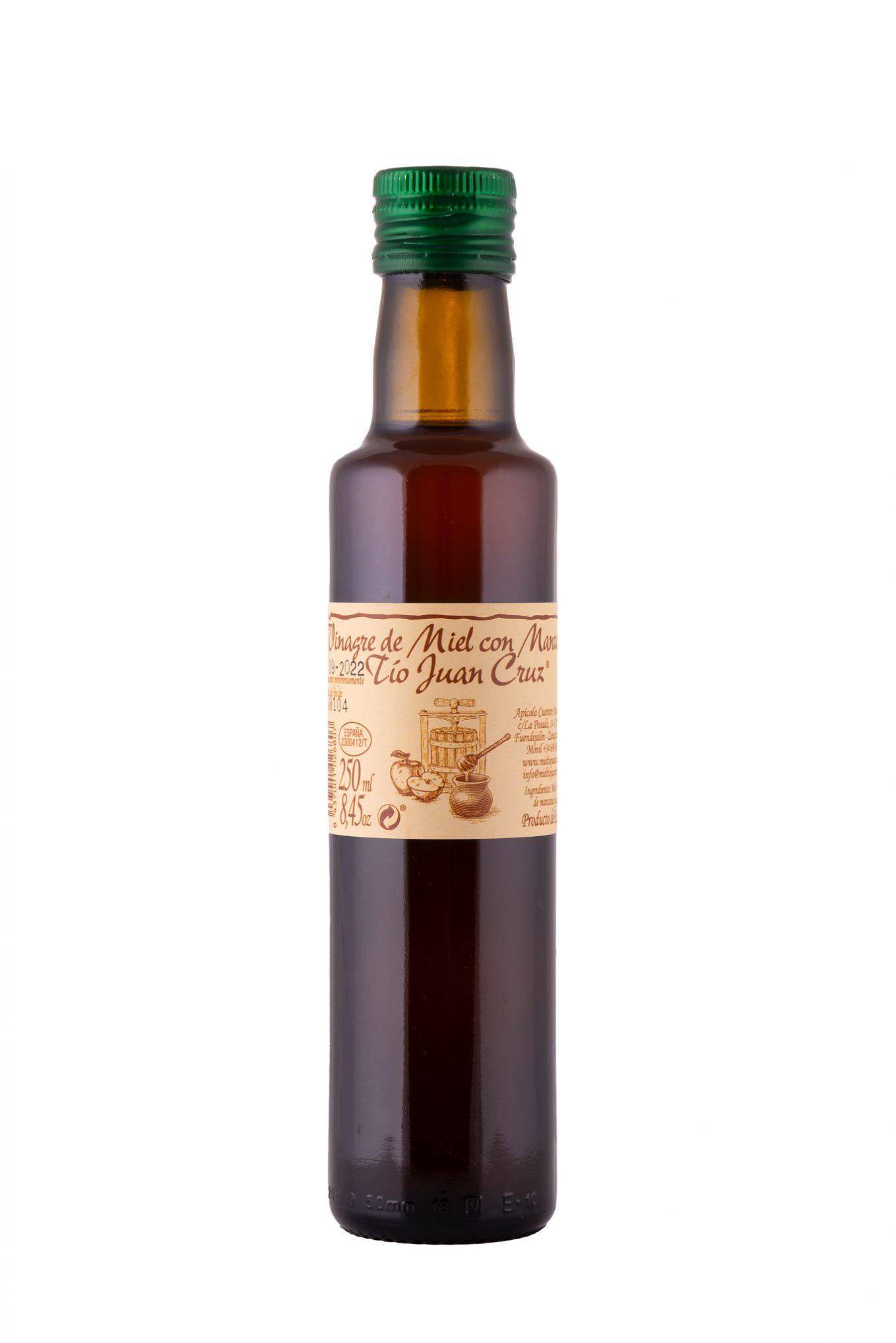 Vinagre con miel de manzana 250_
